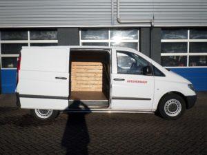 Bestelwagen 6m3