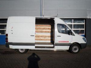 Bestelwagen 11m3