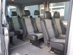 Personenvervoer 9 persoons